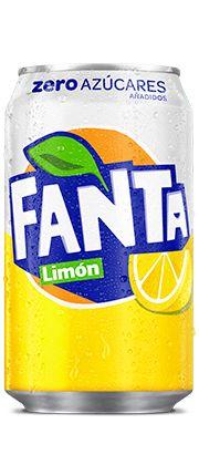 Variedades y sabores de la bebida | Fanta Coca Cola, Fanta Can, Carbonated Drinks, Soda, Beverages, Canning, Fruit, Products, Raspberry