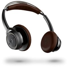 Plantronics BackBeat SENSE Bluetooth Kulaklık Black/Espresso