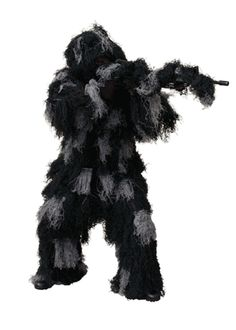 Nightfighter Ghillie Suit for Halloween Airsoft Sniper, Airsoft Guns, Ghillie Suit, Halloween Costumes, Suits, Halloween Costumes Uk, Suit, Wedding Suits, Halloween Outfits