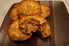 Zucchini Carrot Muffins. Photo by pattikay in L.A.