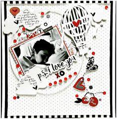 P.S. I love you - Scrapbook.com