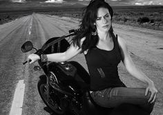 The Gorgeous Maggie Siff