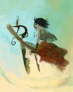 »‡«α c⚬vєη ⚬∱ ฬ!τcℋєѕ»‡«......think of your broom as a fashion accessory.....