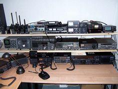 Ham Radio Shacks | My shack | Ham Radio Blog PD0AC