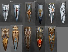 Fantasy Armor, Fantasy Weapons, Medieval Fantasy, Dungeons And Dragons Homebrew, D&d Dungeons And Dragons, Warhammer Online, Concept Art Tutorial, Female Armor, Pathfinder Rpg