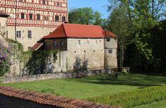 Burghäuschen, Unsleben, Deutschland