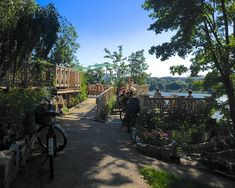 Taideterassi: One of the best summer cafes in Helsinki