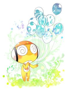 By 廻火-- such great artwork... i think i might make a board just for sgt frog.. just maybe..