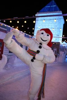 Quebec Winter Carnival - Le Carnaval de Quebec