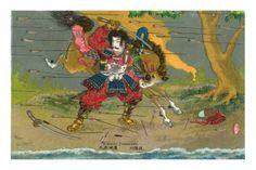 Japanese Samurai Art | Samurai Art, Gallery, Print, Woodblock Prints, japanese samurai ...