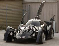 Batmobile...My ultimate dream car<3