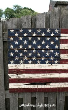 65 Best Pallet Flag images in 2019 | Flags, American crafts