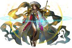 No.1143 星護女神 ‧ 埃忒耳 Lady of Stars - Aether #神魔之塔 #神魔_古希臘神