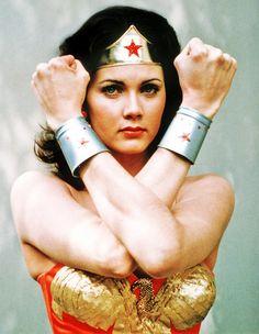 vintagegal:    Lynda Carter as Wonder Woman (1970's)