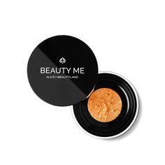 ALICE IN BEUTYLAND- Base de Maquillaje Mineral Beauty Me, Color Golden tono 7 de Diamantes.  La base de maquillaje Beauty Me de Alice in Beautyland, está hecha con minerales naturales puros triturados, 100% naturales, de una calidad espectacular. Es un punto y aparte en la cosmética decorativa. Una verdadera joya para tu piel. Elaborada artesanalmente con polvo de diamante, rubí, piedra luna, amatista y perlas. Otorga un halo de luminosidad natural y radiante. Su textura es única, ligera y…