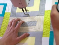 Quilting with Angela Walters | AllPeopleQuilt.com