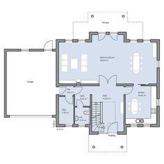 Haus Dalmann – Erdgeschoss