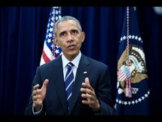 """President Barack Obama declared, """"we continue to use the full range of our tools to go after ISIL wherever it tries to take root"""" during Saturday's Weekly Address. Transcript as Follows: """"Hi, every…"""