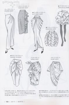 giftjap.info - Japanese book and handicrafts - Guid to Fashion Design by bunka fashion coollege