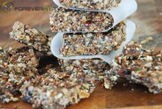 Super Seed Bar | fastPaleo Primal and Paleo Diet Recipes