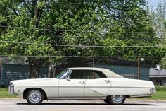 Pontiac Gran Parisienne shows its Canadian roots