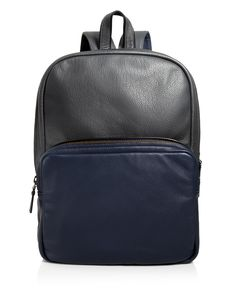 MARC BY MARC JACOBS Classic Leather Color Block Backpack