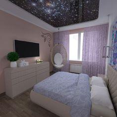 Спальня детская #interior  #Спальня #детская #Проект #дизайнпроект #дизайнинтерьера #москва #тольятти
