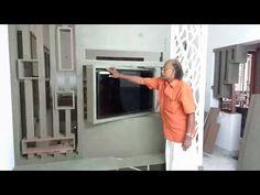 rotating tv unit   timelapse   Kerala   cupboard work   polar construction - YouTube Modern Tv Cabinet, Small Tv Cabinet, Tv Cabinet Design, Tv Unit Design, Tv Unit Furniture Design, Tv Unit Interior Design, Built In Tv Unit, Small Tv Unit, The Unit
