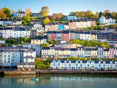 Cobh redefines charming with its rows of candy-colored homes along the water and towering cathedral standing sentry over the harbor. This town is particularly popular with cruise-lovers—about 60 ships stop there every year. In fact, Cobh was the final port of call for the RMS Titanic, and a commemorate museum stands in the city today.
