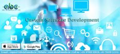 At ABC INFOMEDIA, our expertise will convert your business models into a successful and effective long lasting business with efficient software solutions having the highest Accuracy, Efficiency, and Scalability. Mobile App Development Companies, Software Development, Business Software, App Store Google Play, Facebook, Website, Twitter