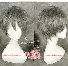 $20.00 (Buy here: https://alitems.com/g/1e8d114494ebda23ff8b16525dc3e8/?i=5&ulp=https%3A%2F%2Fwww.aliexpress.com%2Fitem%2FIMCOSER-FREE-SHIPPING-Anime-Junjou-Romantica-Pure-Romance-Akihiko-Usami-Short-cosplay-costume-hair-wig%2F32668020131.html ) IMCOSER  FREE SHIPPING Anime Junjou Romantica Pure Romance Akihiko Usami Short cosplay costume hair wig for just $20.00