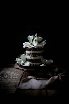 I've been doing a lot of googling lately. I always feel like I need more gear, more props, and more gadgets, to get the images I drool over online. In particular the trend of dark food photography...