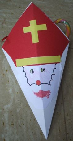 saint nicolas Plus St Nicholas Day, Theme Noel, Christmas Crafts, Saints, Crafts For Kids, Projects To Try, December, Techno, Creative