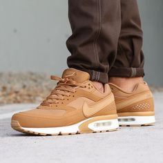 finest selection 9e902 1602a Nike Air BW  Wheat