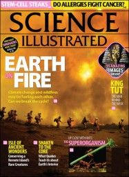 from Science Illustrated Space Exploration, Stem Cells, Climate Change, Insight, Cancer, Medical, Author, Science, Digital