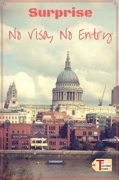A travel blog about the importance of researching if you need a visa before…