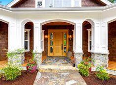 Dramatic Craftsman Home Plan - 23253JD - 03