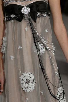 CASHMERE LOVER: BEJEWELLED...by Chanel