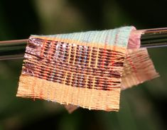 Charing your phone with solar and wind energy… generated by fabric 2