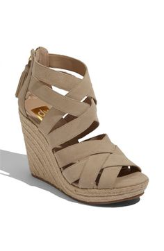 DV by Dolce Vita 'Toni' Espadrille Sandal #Nordstrom.... Yes I have these. And yes, they are the most comfy shoes EVER!