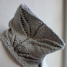 Ravelry: Leafmotif pattern by Susan Ashcroft