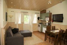 Riverside House apartment sauna bathroom | Arctic Circle Wilderness ...