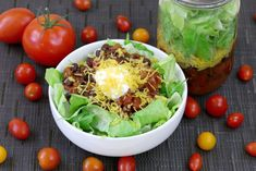 Taco Salad – Mind Over Munch