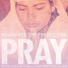 Do you receive our weekly prayer updates by email? Subscribe for free today! #pray