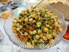 Sevgiden Esintiler: Nohut Salatası