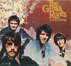 """The Grass Roots """"Lovin' Things"""" LP (1969)"""