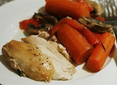 Slow Cooker White Wine and Herb Chicken Recipe - Tablespoon