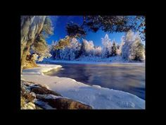 """""""Snow"""" as recorded by George Winston Christmas Carols Songs, Christmas Music, George Winston, Earth Song, Winter Songs, Christmas Cartoons, Nature Gif, Easy Listening, Snow Scenes"""