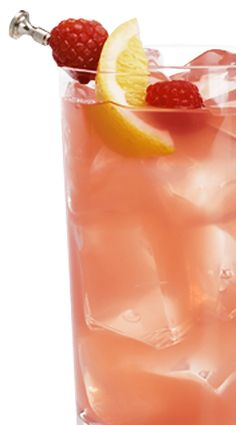 Dragon's Bite (1 1/2 parts Bacardi Dragon Berry  Flavored Rum 1/2 part Bacardi Coconut  Flavored Rum 2 orange slices)