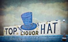 Top Hat Liquor by Shakes The Clown, via Flickr